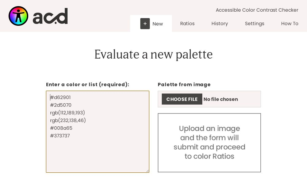 Screenshot of Color Cube
